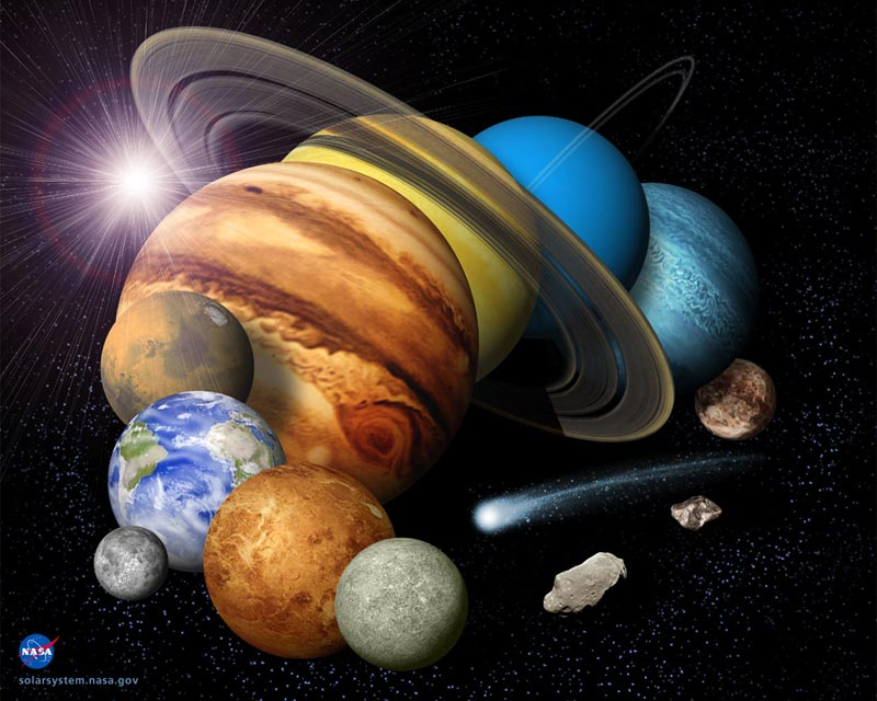 Solar system projects for 6TH grade.