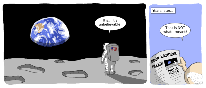 Funny Astronomy Cartoons (page 2) - Pics about space